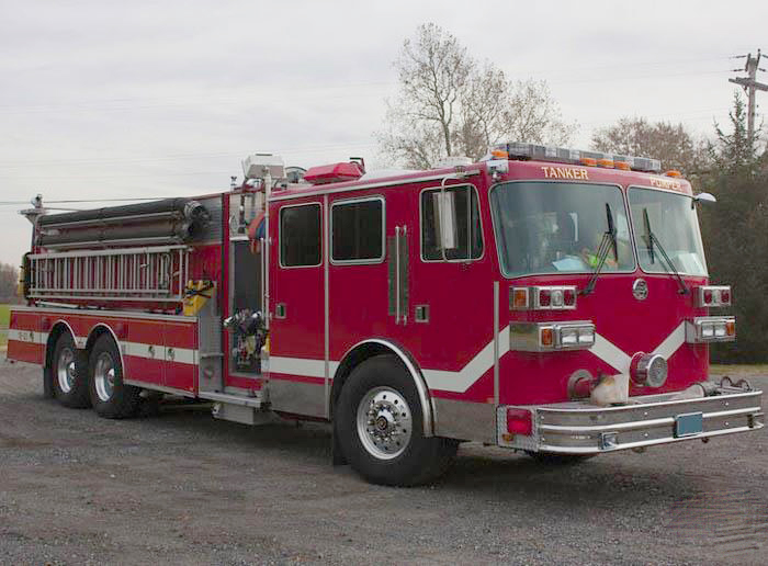 1992 sutphen 2700 gallon pumper tanker adirondack fire equipment join sciox Gallery