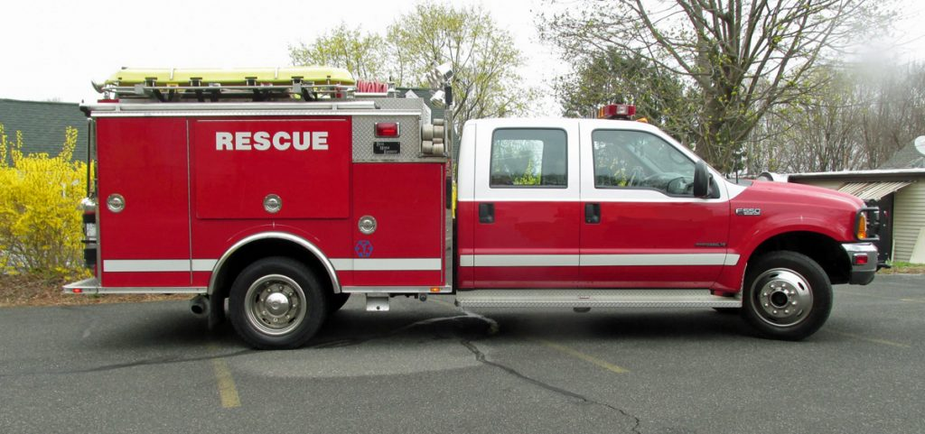1999 Ford F-550 Mini-pumper/ Brush Truck ! SOLD